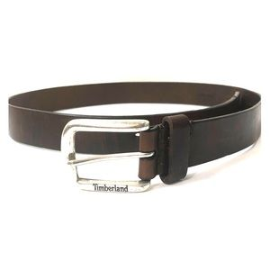 Timberland Italian Leather Belt